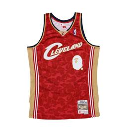 BAPE Cavs ABC Basketball Jersey