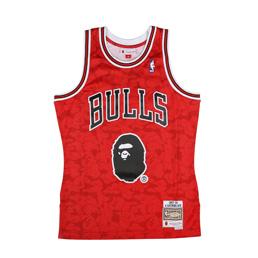 BAPE Bulls ABC Basketball Jersey