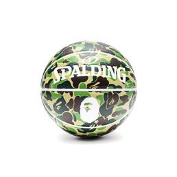 BAPE X Spalding Basketball Green