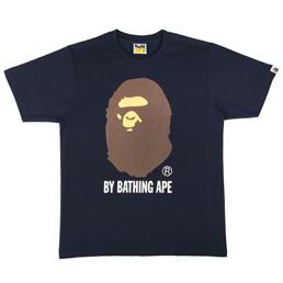 BAPE By Bathing T-Shirt Navy