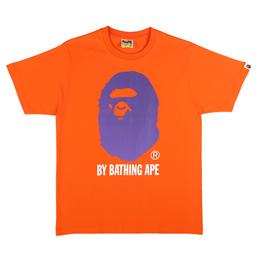 BAPE Colors By Bathing T-Shirt Orange