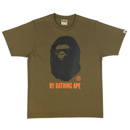 BAPE Colors By Bathing T-Shirt Olive