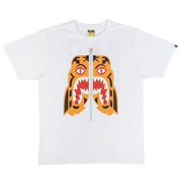 BAPE Tiger T-Shirt White
