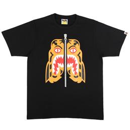 BAPE Tiger T-Shirt Black