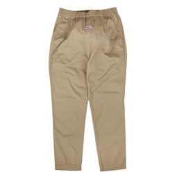 BAPE 2Tuck Wide Chino Pants Beige