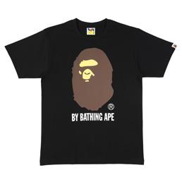 BAPE By Bathing T-Shirt Black