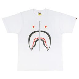 BAPE Shark T-Shirt White