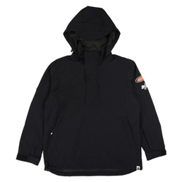 BAPE Pullover Anorak Black