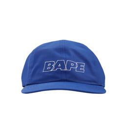 BAPE Panel Cap Blue