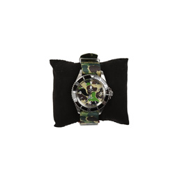 BAPE ABC Nato Belt Type 1 Bapex Green