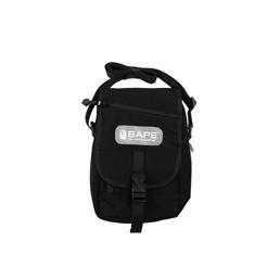 BAPE Mini Shoulder Bag Black