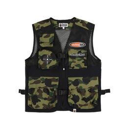 BAPE Utility Vest Black