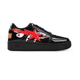 BAPE Shark Bape Sta Low Black