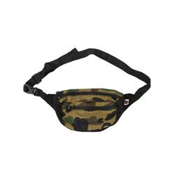 BAPE 1st Camo Packable Waist Back - Green