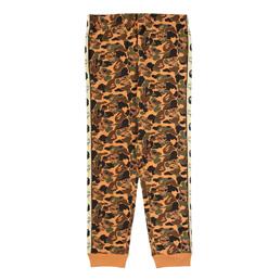 BAPE MCM X Bape Camo Slim Sweat Pants - Brown