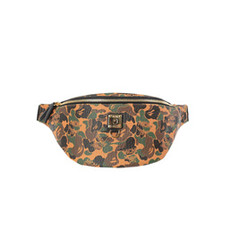 BAPE MCM X Bape MCM Camo Belt Bag - Brown