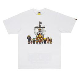 BAPE Thousand Sunny T-Shirt White