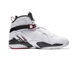 Air Jordan 8 Retro - White Gym Red