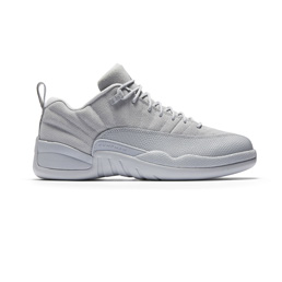 Air Jordan 12 Retro Low - Wolf Grey