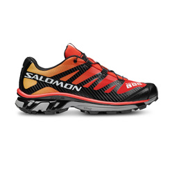 Salomon S/LAB XT-4 Adv - Black/Fiery Red/Impact ye
