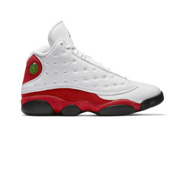 Air Jordan 13 Retro - White/Black-Red