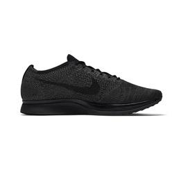 Nike Flyknit Racer - Black/Black-Anthracite