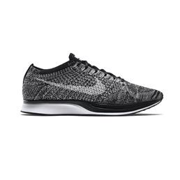 Nike Flyknit Racer - Black/White