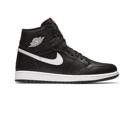 Air Jordan 1 Retro High OG Black/ Black-White