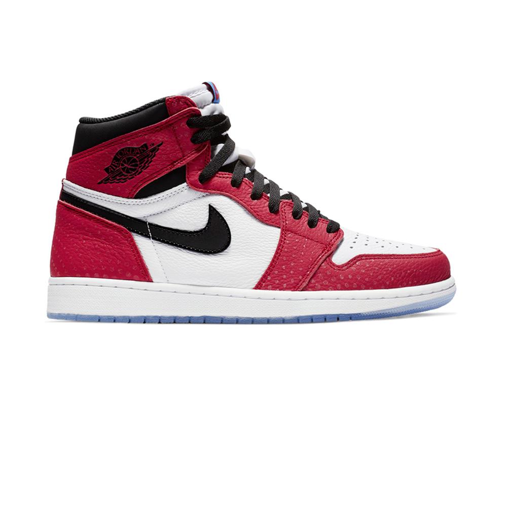 Air Jordan 1 Retro High - Gym Red Black-White-Blue 1fa658c8dee6