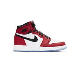 Air Jordan 1 Retro Hi GS- Gym Red/Black-White-Blue
