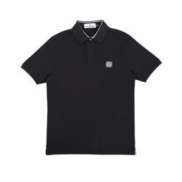 Stone Island Polo Shirt Blue