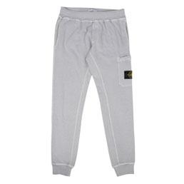 Stone Island Fleece Pants Dust Grey