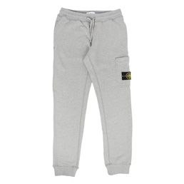 Stone Island Sweat Pant Grey Heather