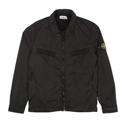 Stone Island Collared Zip Light Jacket