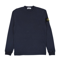 Stone Island T-Shirt Blue Marine