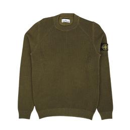 Stone Island Knitwear Military Green
