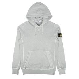 Stone Island Sweatshirt Pearl Grey