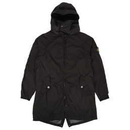 Stone Island Coat Black