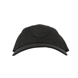 Stone Island Hat Black
