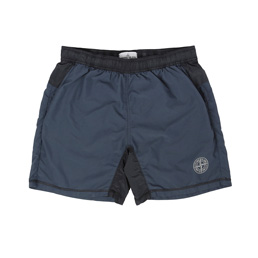 Stone Island Shorts Dark Blue