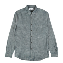 Stone Island Shirt Lavato Washed