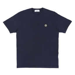 Stone Island S/S T-Shirt Blue Marine