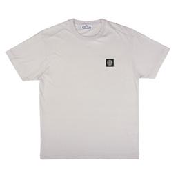 Stone Island S/S T-Shirt Dove Grey