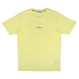 Stone Island S/S T-Shirt Lemon
