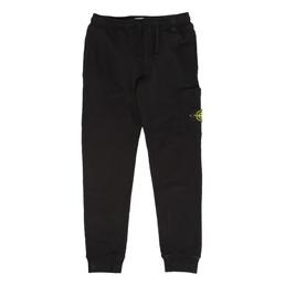 Stone Island Fleece Pants Black