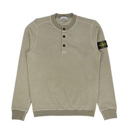 Stone Island Sweatshirt Dark Beige