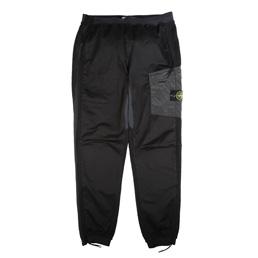 Stone Island Fleece Pants Charcoal
