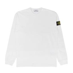 Stone Island Sweatshirt White