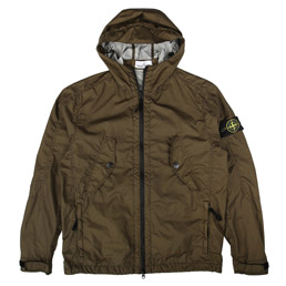 Stone Island Outerwear Military Green