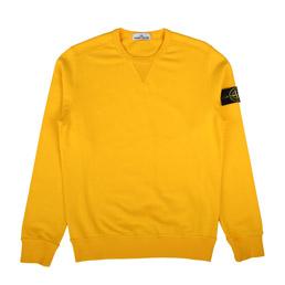 Stone Island Sweatshirt Yellow